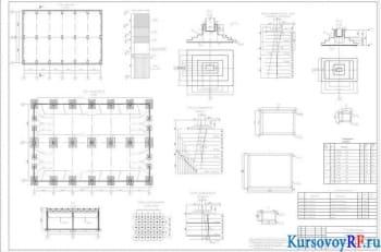 Разработка курсового проекта фундаментов в особых условиях строительства и эксплуатации