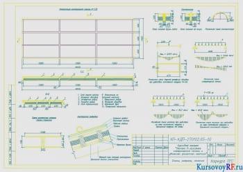 Расчет клеефанерной 3-х слойной панели