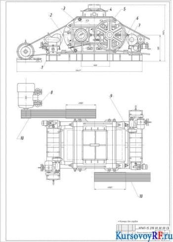 Разработка проекта вальцов тонкого помола