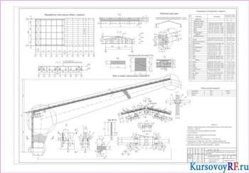 Курсовое проектирование трехшарнирной рамы из клееных прямолинейных элементов для с/х здания