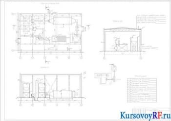 Курсовое проектирование промышленного здания по производству глиноземистого цемента