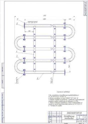 Модернизация системы энергоснабжения производственного цеха с разработкой узла утилизации избыточного тепла пекарного оборудования