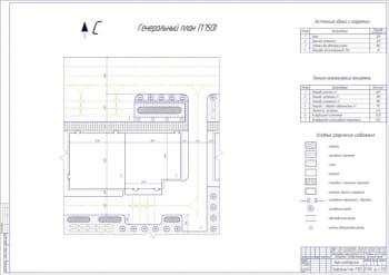 Проектирование кафе кондитерской на 30 посадочных мест