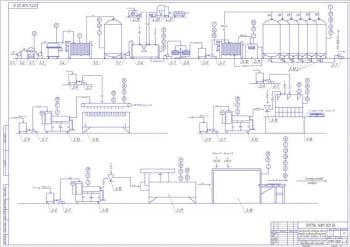 Разработка цеха по производству мелкофасованного мороженого мощностью 4,3 т готовой продукции в смену