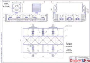 Разработка участка антикоррозионной обработки кузовов для СТО автомобилей моделей ВАЗ