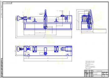 Проектирование приспособления для сверления отверстия диаметром 8,3 мм в детали «Вал шлицевый»