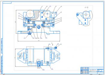 Разработка конструкции приспособления для фрезерования лыски трубы  с применением фрезерного станка модели 6Р81