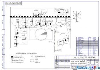 Ген. план завода торгового оборудования