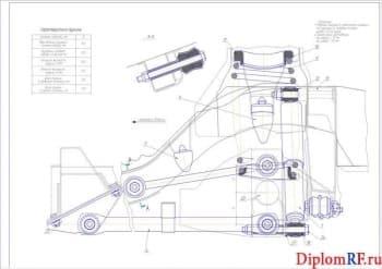 Усовершенствование подвески автомобиля ВАЗ-2107 с заменой цилиндрической пружины на бочкообразную пружину