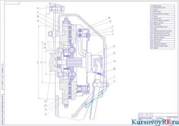 Расчет и ремонт узлов трансмиссии