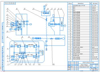 Проектирование привода главного движения токарного станка с ЧПУ модели 16Б16Т1