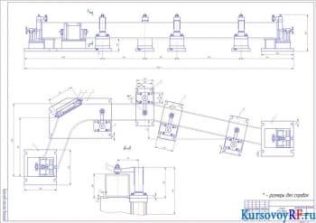 Создание технологического процесса контроля качества, сварки и сборки передней рамы автомобильного грейдера