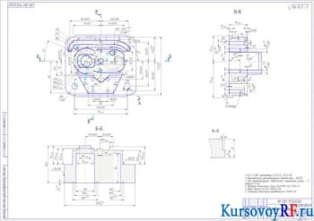 Разработка технологии процесса выполнения отливки детали «Корпус» с помощью спецлитья