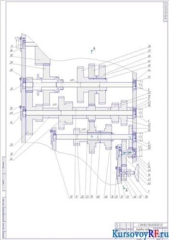 Модернизация станка модели 6r12 путем улучшения привода движения подачи