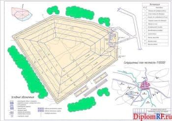 Дипломный проект полигона для захоронения твердых бытовых отходов