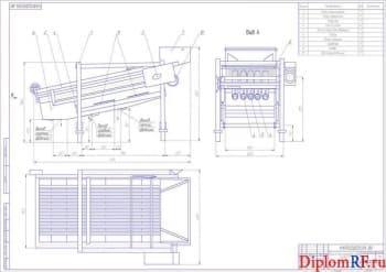 Проект реконструкции производственной линии по переработке рыбной продукции