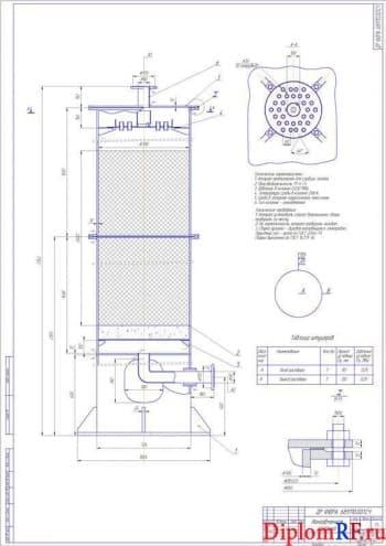 Проект совершенствования методики получения сорбента на основе агара с конструированием ионнообменной  колонны