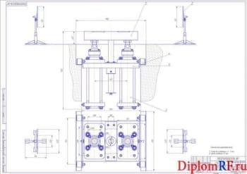 Повышение надежности рулевого управления грузового автомобиля с разработкой стенда развал-схождения