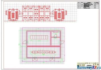 Разработка проекта электроснабжения электроремонтного цеха