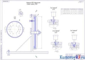 Проектирование турбины паровой энергетической