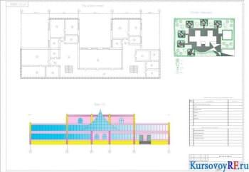Курсовая разработка проекта двенадцатиэтажного кирпичного жилого дома