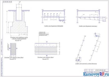 Схема теплоизоляции вентиляции канализации водопровода