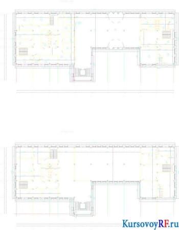 Проектирование общественного полносборного здания из крупноэлементных конструкций