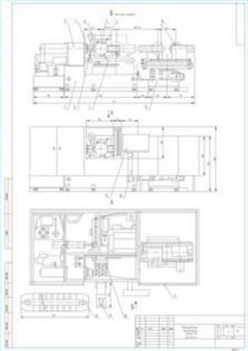 Разработка промышленного робота станка ИРТ180ПМФ4 для обработки деталей типа втулка
