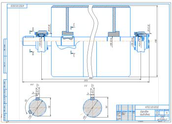 2.Приводной барабан в сборе А2
