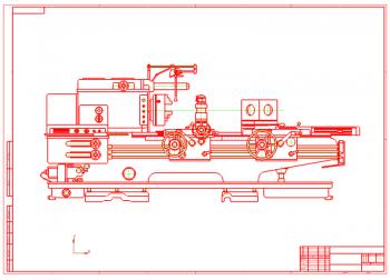 Проектирование и расчет привода главного движения токарно-револьверного станка модели 1П365