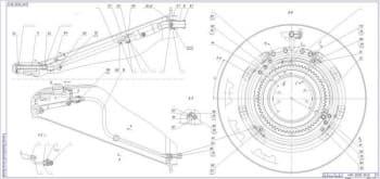 2.Чертеж ремонтный - фланец лабиринта (формат А3)