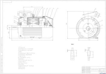 Курсовое исследование создания и применения асинхронных двигателей