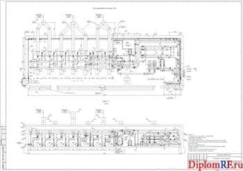 Отопительная водогрейная котельная мощностью 6.1 МВт