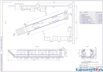 Технологическое проектирование АТП на 150 автомобилей КамАЗ - 65115