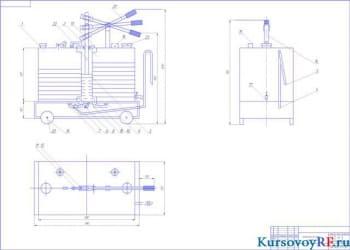 Техническая эксплуатация автотранспортных средств ГАЗ-53, УРАЛ-43206 и ЗИЛ-433100