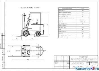 Разработка проекта транспортно-складской системы