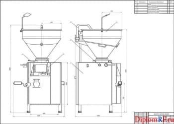 Проект модернизации производственной линии изготовления полукопченой колбасы на СХПК