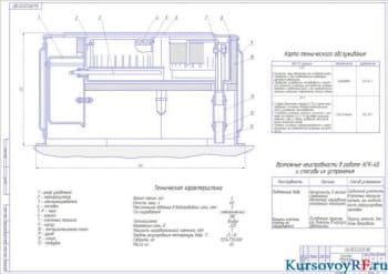 Комплексная механизация основных технологических процессов на откормочной ферме КРС с разработкой проекта линии поения