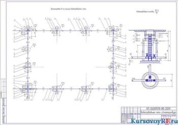 Деталировка III-го кольца водопроводной сети