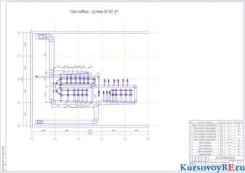 Курсовое проектирование системы вентиляции промышленного предприятия