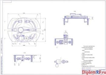 Улучшение организации ТО и ремонта машин с разработкой устройства для диагностики тормозов ГАЗ и ЗИЛ