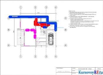 Водоснабжение первого этажа