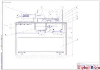 Техническая эксплуатация МТП с разработкой стенда для срезания тормозных накладок