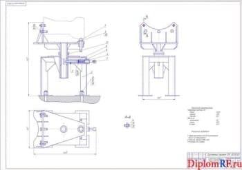 Разработка технологии ремонта тракторных КПП с проектированием конструкции стенда