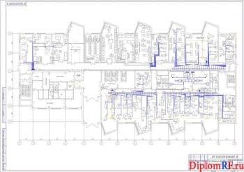 Проектирование электроснабжения ремонтно-механического цеха