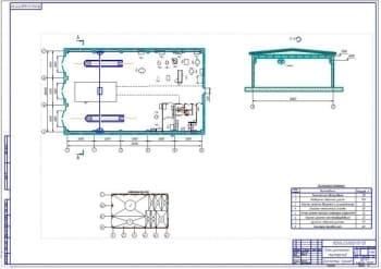 План мастерской (ф.А1)