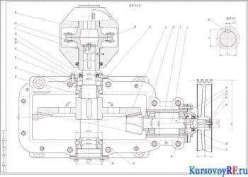 Спроектировать и рассчитать привод механический БНТУ
