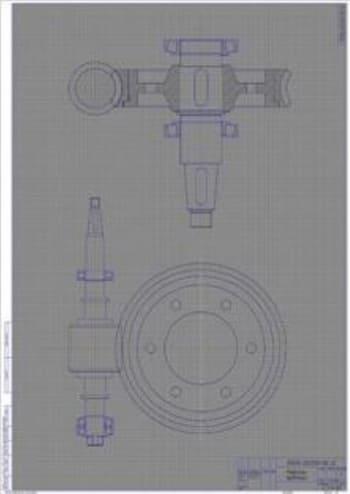4.Миллиметровка редуктор червячный А1