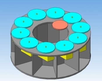 Разработка техпроцесса создания рабочей лопатки ТВД газотурбинного двигателя АЛ-31Ф