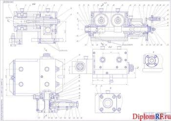Разработка технологического процесса изготовления дисковой модульной фрезы с планированием фрезеровочного цеха